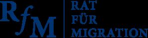 Rat für Migration, Logo, RfM